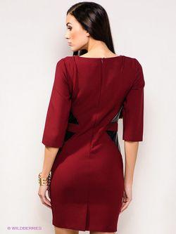 Платья FRENCH HINT                                                                                                              красный цвет