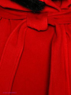 Пальто TOPSANDTOPS                                                                                                              красный цвет