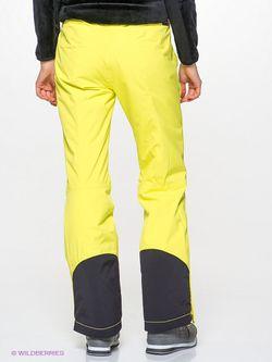 Брюки Napapijri                                                                                                              желтый цвет