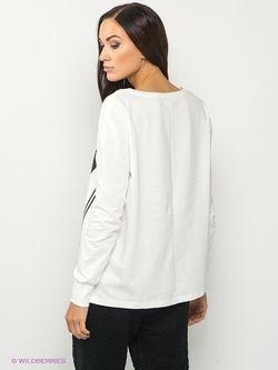 Лонгсливы Vero Moda                                                                                                              белый цвет