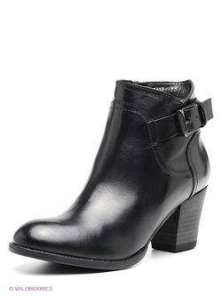 Ботинки Tervolina                                                                                                              черный цвет