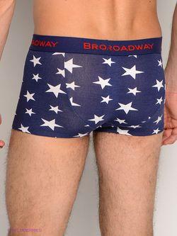 Трусы Broadway                                                                                                              синий цвет