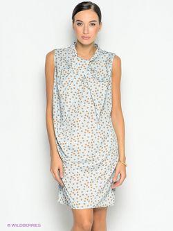 Платья Siste' S                                                                                                              голубой цвет