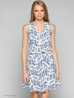 Платья F5                                                                                                              синий цвет
