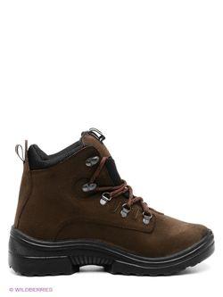 Ботинки Kuoma                                                                                                              коричневый цвет