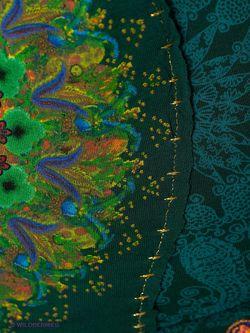 Кофточки Desigual                                                                                                              зелёный цвет