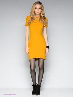 Платья Kira Plastinina                                                                                                              Горчичный цвет