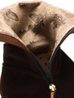 Полусапожки Centro                                                                                                              коричневый цвет