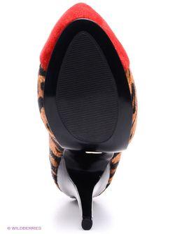 Туфли Paolo Conte                                                                                                              красный цвет
