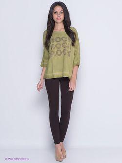 Блузки s.Oliver                                                                                                              зелёный цвет