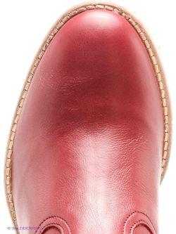 Полусапожки Mario Ponti                                                                                                              красный цвет