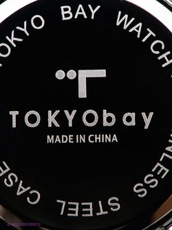 Часы Tokyobay                                                                                                              None цвет