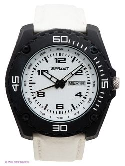 Часы Sprout                                                                                                              чёрный цвет