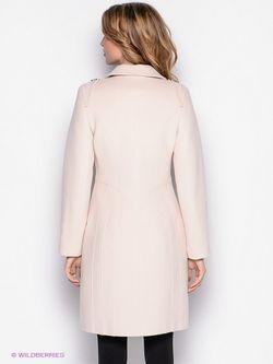 Пальто Malinardi                                                                                                              Кремовый цвет