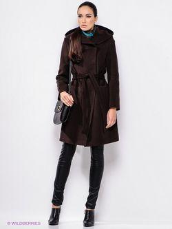 Пальто Malinardi                                                                                                              коричневый цвет