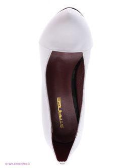 Туфли Strange                                                                                                              белый цвет