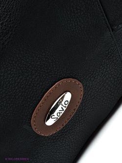 Сумки Savio                                                                                                              черный цвет