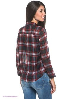 Рубашки Tally Weijl                                                                                                              красный цвет