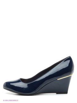 Туфли New Look                                                                                                              синий цвет