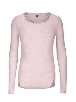 Джемперы s.Oliver                                                                                                              розовый цвет