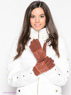 Перчатки Modo                                                                                                              Терракотовый цвет