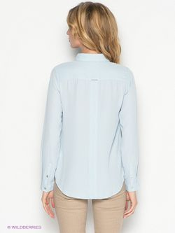 Блузки Viaggio                                                                                                              голубой цвет