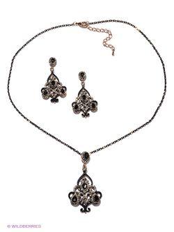 Комплекты Бижутерии Lovely Jewelry                                                                                                              черный цвет