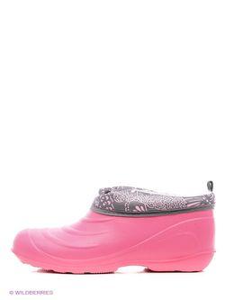 Галоши Дюна                                                                                                              розовый цвет