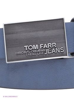 Ремни Tom Farr                                                                                                              синий цвет
