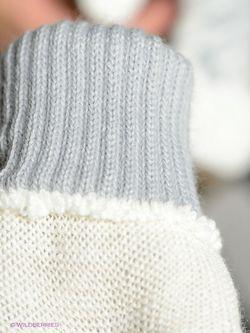 Варежки Milana Style                                                                                                              серый цвет