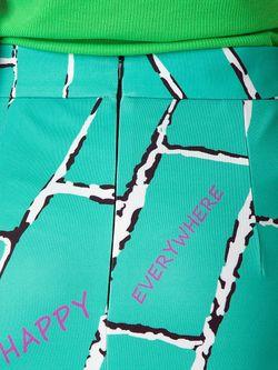 Юбки Vika Smolyanitskaya                                                                                                              зелёный цвет