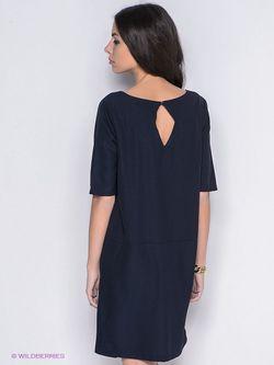Платья Selected                                                                                                              синий цвет