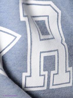 Толстовки Outfitters Nation                                                                                                              голубой цвет