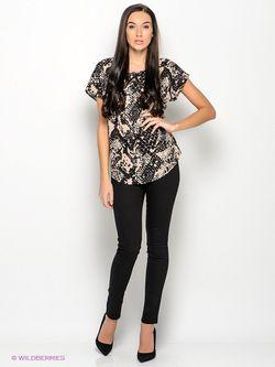 Блузки Vero Moda                                                                                                              бежевый цвет