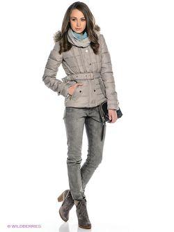Куртки Incity                                                                                                              бежевый цвет