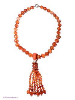 Колье Migura                                                                                                              оранжевый цвет