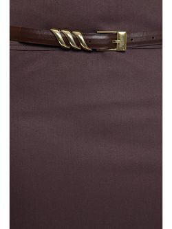 Юбки TOPSANDTOPS                                                                                                              коричневый цвет