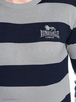 Джемперы Lonsdale                                                                                                              синий цвет