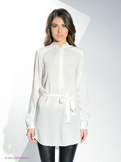 Блузки Hugo                                                                                                              белый цвет