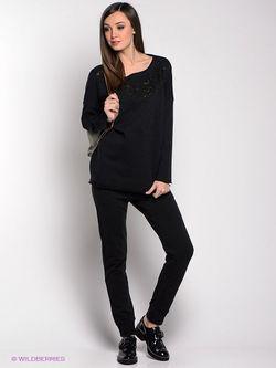 Джемперы Dept                                                                                                              черный цвет