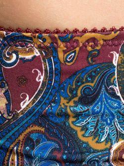 Трусы Lingadore                                                                                                              синий цвет