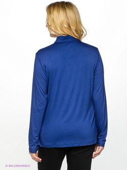 Лонгслив Fiorella Rubino                                                                                                              синий цвет