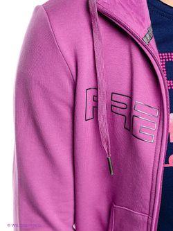 Толстовки Freddy                                                                                                              фиолетовый цвет