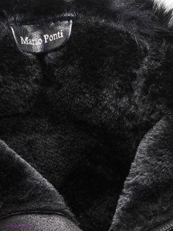Валенки Mario Ponti                                                                                                              чёрный цвет