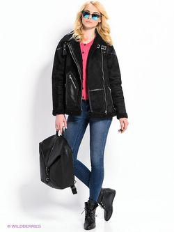 Куртки Vero Moda                                                                                                              черный цвет