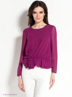 Блузки Elena Shipilova                                                                                                              фиолетовый цвет