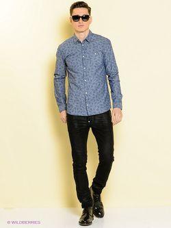 Рубашки Blend                                                                                                              синий цвет