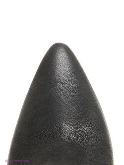 Полусапожки Selected                                                                                                              черный цвет