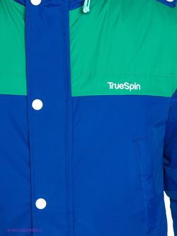Куртки True Spin Truespin                                                                                                              синий цвет