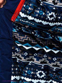 Пуховики F5                                                                                                              синий цвет